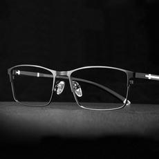 Fashion, alloyframeglasse, Cross, businessglassesframe