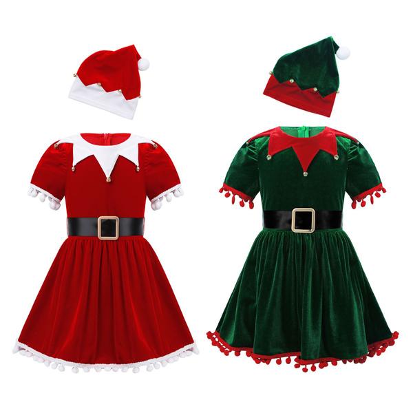 short sleeve dress, Photography, Tassels, belt