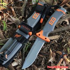 Gray, outdoorknife, Hunting, Folding Knives