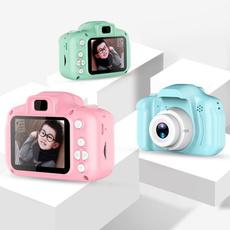 Mini, cartoondigitalcamera, Gifts, childrenbabygift