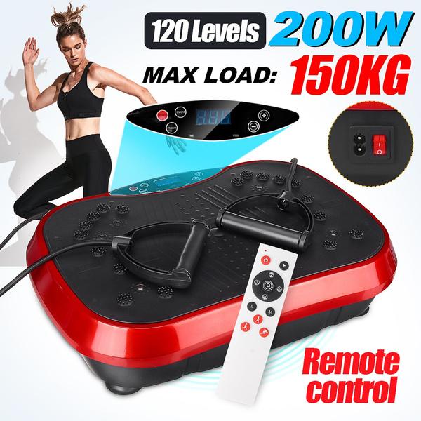 Machine, Fitness, fatburnermachine, vibration