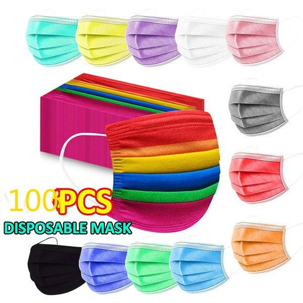 masquejetable, masquefacial, rainbow, Cover
