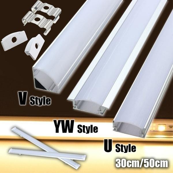 case, LED Strip, led, Aluminum