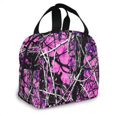 pink, Box, Totes, Tote Bag