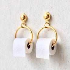 Mini, Funny, Dangle Earring, Jewelry