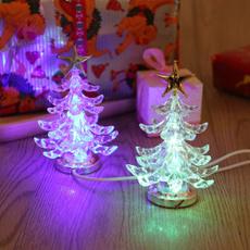 usbacrylicdesklamp, ledtablelamp, Star, Colorful