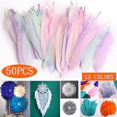 Decor, Jewelry, decorationforcraft, plume