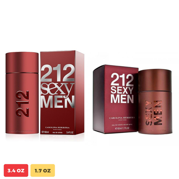 212sexy, Men, Men's Fashion, Perfume