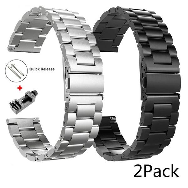 huaweigt2watchband, huaweigtwatchband, Magic, stainlesssteelstrap