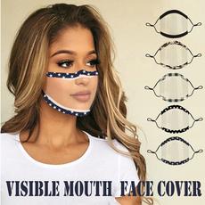transparentmask, dustmask, visiblemask, unisexmask
