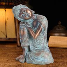 buddhastatuesdecoration, resinbuddhacraft, decoration, householdaccessorie
