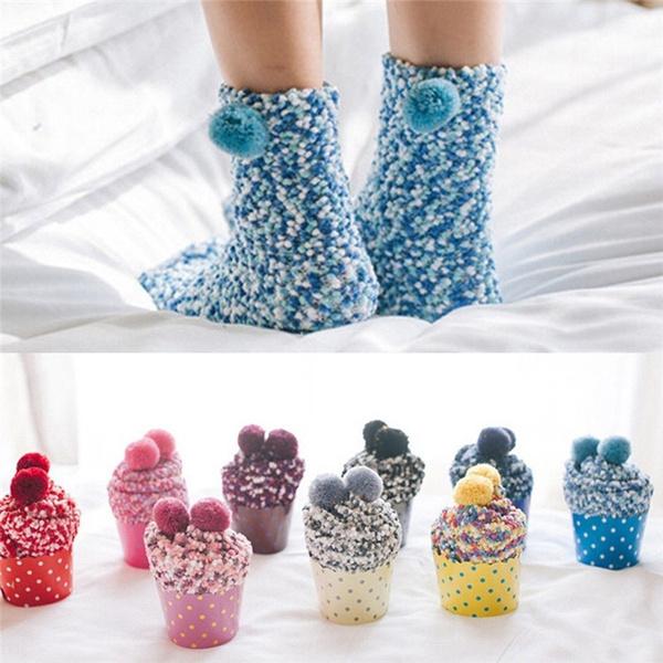 Winter, Beds, Socks, fluffy