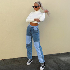 Cintura, high waist, ladiesjean, Vintage