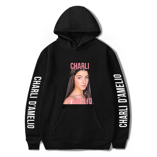 men hoodie, charlidamelio, Hoodies, tiktok
