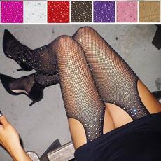 Plus Size, Stockings, sexylingerieset, Fish Net