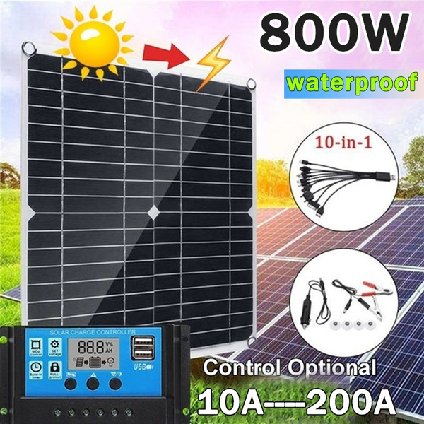 panneausolaire, charger, camping, Home & Living