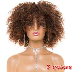 wig, afrokinkycurlywig, Shorts, Cap