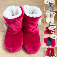 bedroom, Slippers, slippersbootswomen, warmhouseslipper