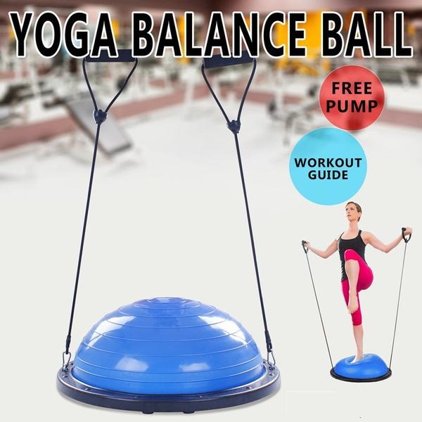 Training, Yoga, yogaballbalance, Elastic