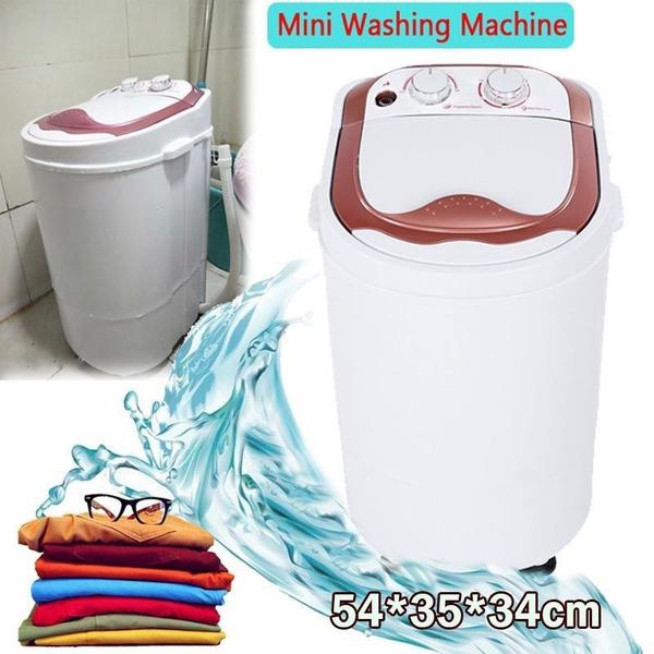 Machine, Laundry, portable, Mini