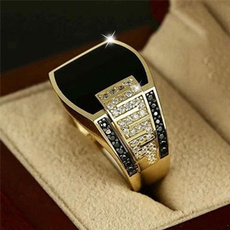ringsformen, DIAMOND, wedding ring, gold