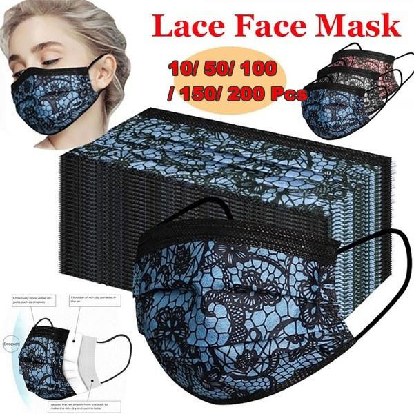 beautymask, womenmask, dustmask, Lace