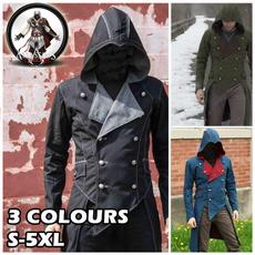 Goth, Fashion, asymmetricalhem, Sleeve