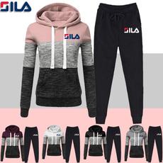 sportsuitswomen, sportssuitset, Ladies Fashion, Sleeve