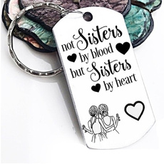 Heart, Key Chain, Necklaces For Women