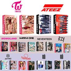 K-Pop, seventeen, Gifts, photocard