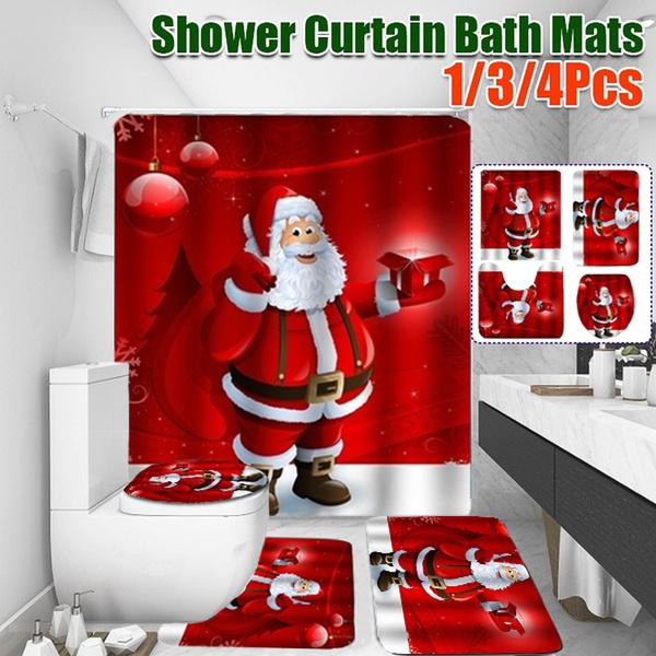 doormat, Polyester, Bathroom Accessories, Christmas