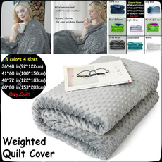 anxiety, blanketforbed, quiltcover, Throw Blanket