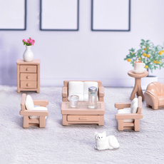 doll, house, decoration, furnituretoy