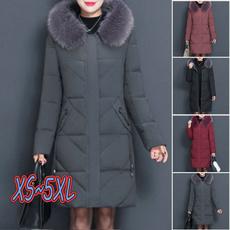 Jacket, hooded, Winter, padded