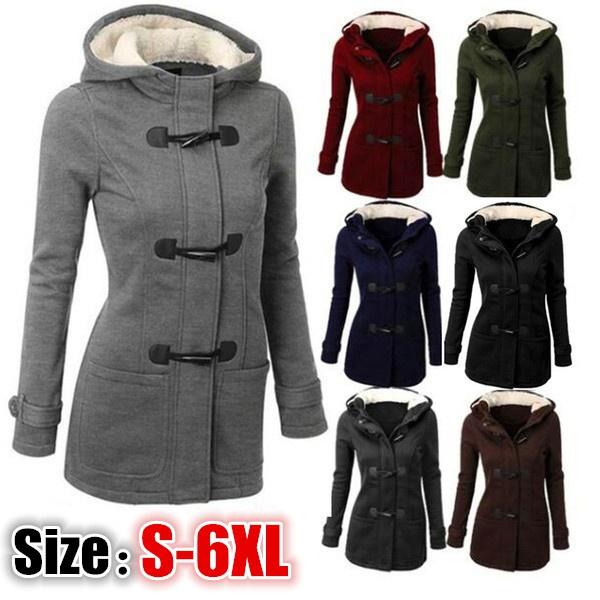 Plus Size, Coat, Fashion Coat, Winter Coat Women