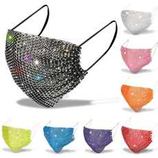 DIAMOND, dustmask, Jewelry, faceshield