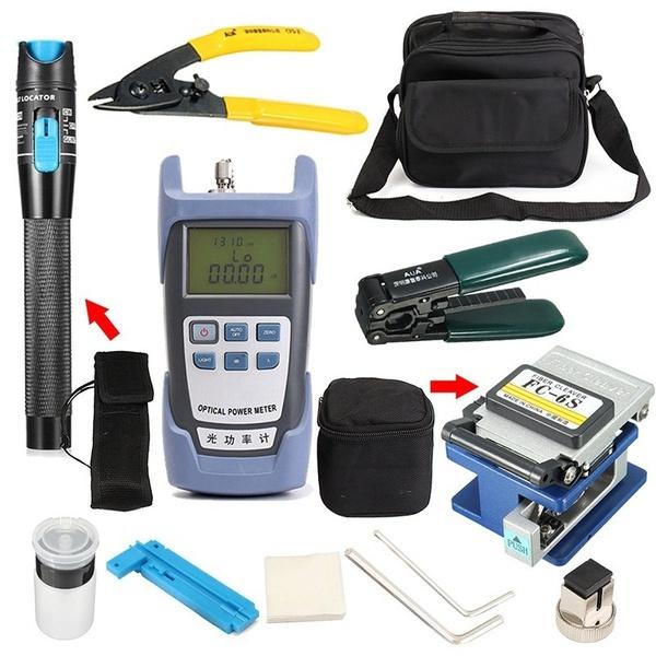 powermeter, fiberopticnetworktoolkit, fc6sfiberopticftthtoolkit, visualfaultlcator