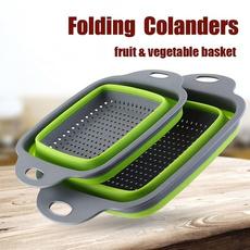 vegetablebasket, Kitchen & Dining, drain, Kitchen Accessories