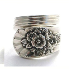 Steel, Fashion, Jewelry, Stainless steel ring
