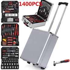 case, werkzeugkoffer, ratchetstoolbox, Aluminum