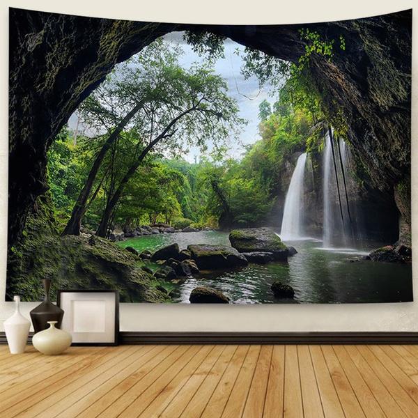 Wall Art, Home Decor, Home & Living, hangingtapestry
