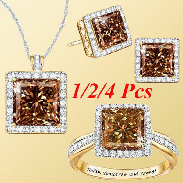 golden, Fashion, letterring, wedding ring