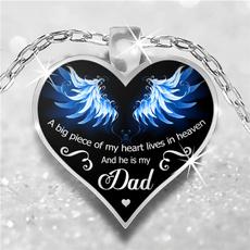 dad, Heart, Fashion, Jewelry
