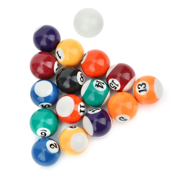 Mini, Polyester, minibilliardball, Hobbies