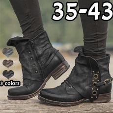 Fashion, snowbootscasual, Ankle, Women's Fashion