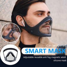 openwindowmask, smartmask, visiblefacemask, magnetictransparentmask