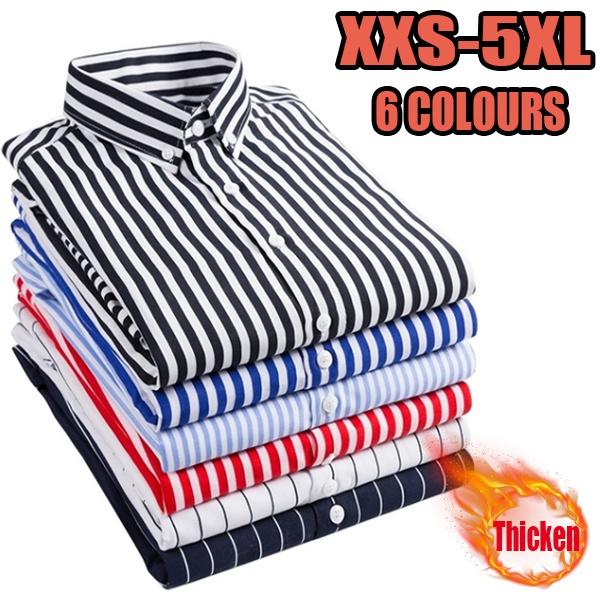 Plus Size, Shirt, Long Sleeve, Causal