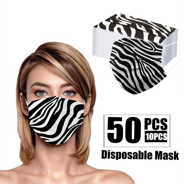 mouthmask, Stripes, Santa Claus, christmasmask
