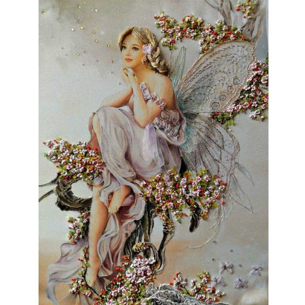 crossstitch, butterfly, DIAMOND, art