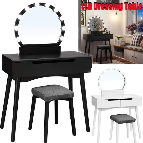 vanitytable, Beauty, cosmetictable, Desk